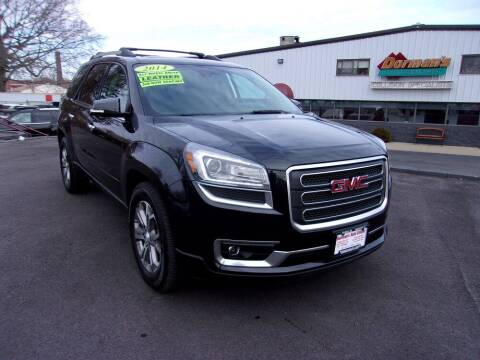 2014 GMC Acadia for sale at Dorman's Auto Center inc. in Pawtucket RI