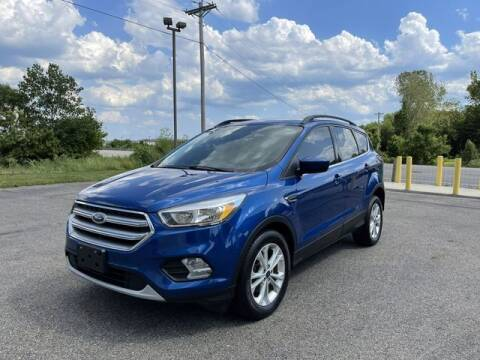 2017 Ford Escape for sale at Instant Auto Sales - Lancaster in Lancaster OH