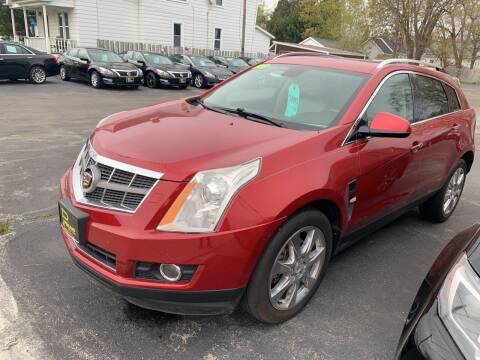 2010 Cadillac SRX for sale at PAPERLAND MOTORS in Green Bay WI