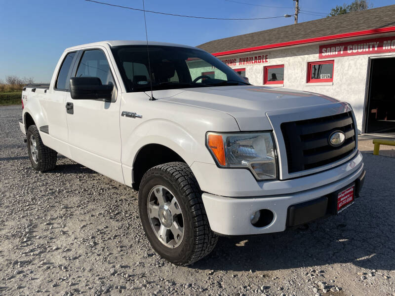 2009 Ford F-150 for sale at Sarpy County Motors in Springfield NE
