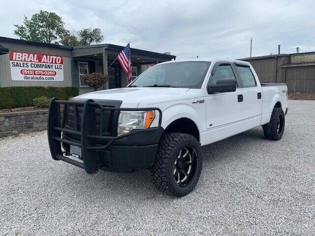 2012 Ford F-150 for sale at Ibral Auto in Milford OH