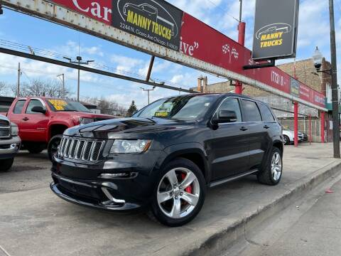 2012 Jeep Grand Cherokee for sale at Manny Trucks in Chicago IL