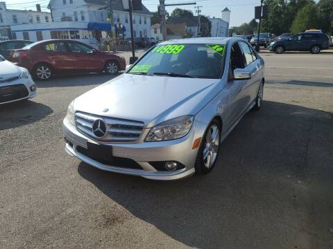 2010 Mercedes-Benz C-Class for sale at TC Auto Repair and Sales Inc in Abington MA