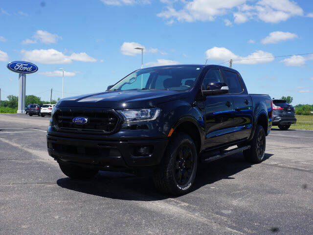 2020 Ford Ranger for sale at FOWLERVILLE FORD in Fowlerville MI