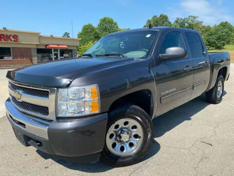 2010 Chevrolet Silverado 1500 for sale at Gwinnett Luxury Motors in Buford GA