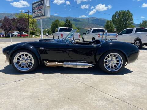 1965 Backdraft Custom Cobra for sale at Haacke Motors in Layton UT