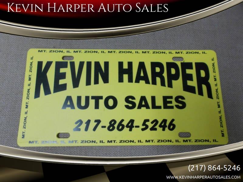 2008 Nissan Sentra for sale at Kevin Harper Auto Sales in Mount Zion IL