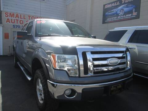 2009 Ford F-150 for sale at Small Town Auto Sales in Hazleton PA