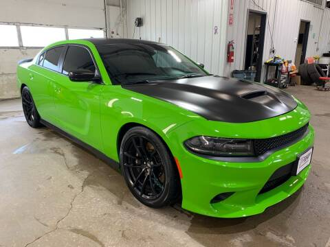2017 Dodge Charger for sale at Premier Auto in Sioux Falls SD