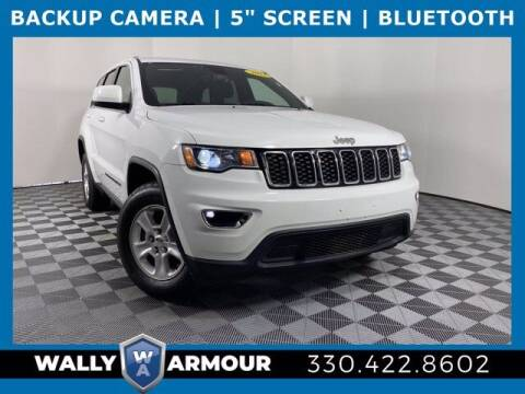 2017 Jeep Grand Cherokee for sale at Wally Armour Chrysler Dodge Jeep Ram in Alliance OH