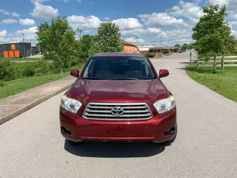 2008 Toyota Highlander for sale at Abe's Auto LLC in Lexington KY