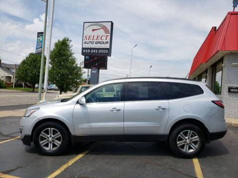 2017 Chevrolet Traverse for sale at Select Auto Group in Wyoming MI