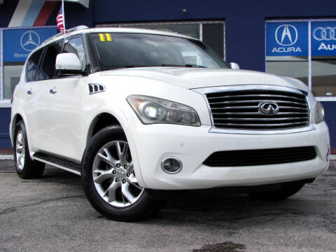 2011 Infiniti QX56 for sale at Orlando Auto Connect in Orlando FL