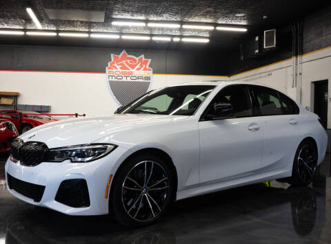 2021 BMW 3 Series for sale at RoseLux Motors LLC in Schnecksville PA