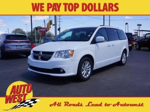 2020 Dodge Grand Caravan for sale at Autowest Allegan in Allegan MI