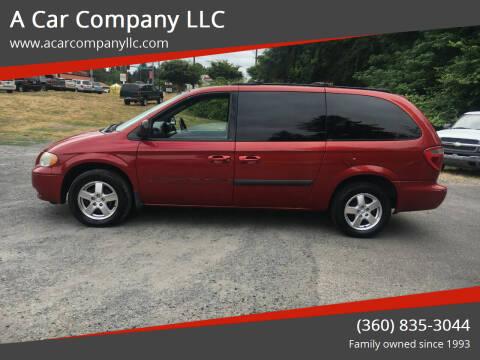 2005 Dodge Grand Caravan for sale at A Car Company LLC in Washougal WA