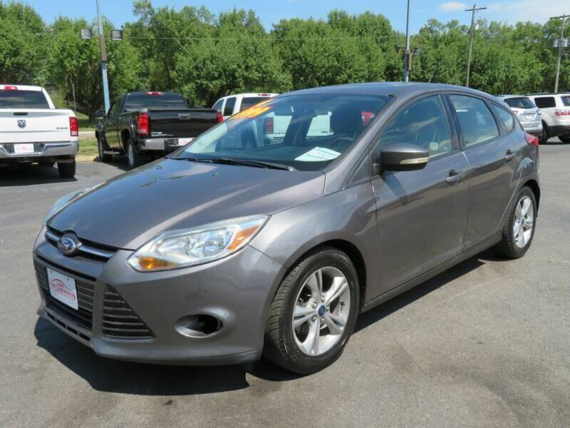 2014 Ford Focus for sale at Low Cost Cars in Circleville OH