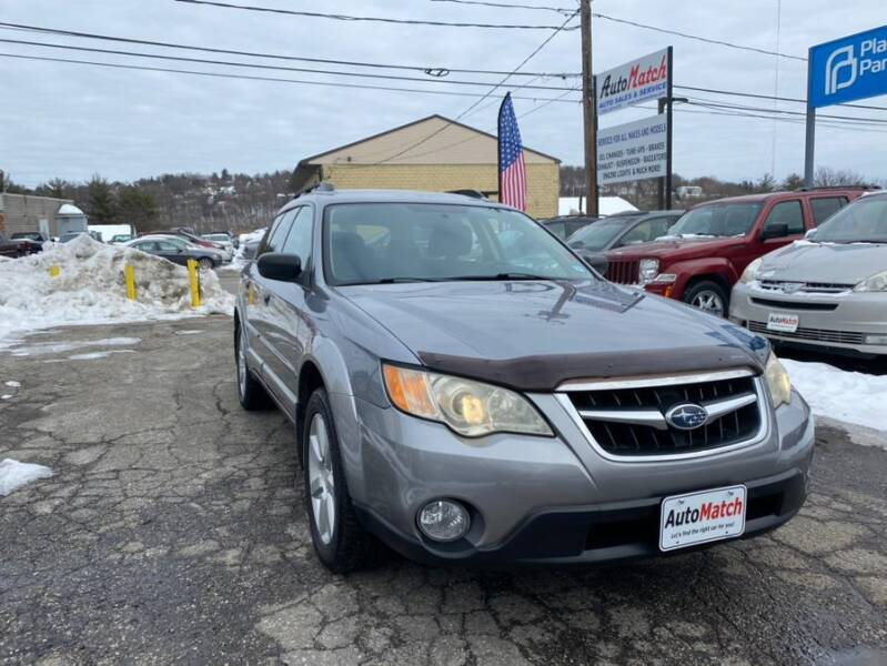 2008 Subaru Outback for sale at Auto Match in Waterbury CT