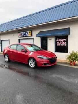 2013 Dodge Dart for sale at BRIDGEPORT MOTORS in Morganton NC