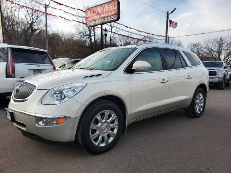 2012 Buick Enclave for sale at Dealswithwheels in Inver Grove Heights MN