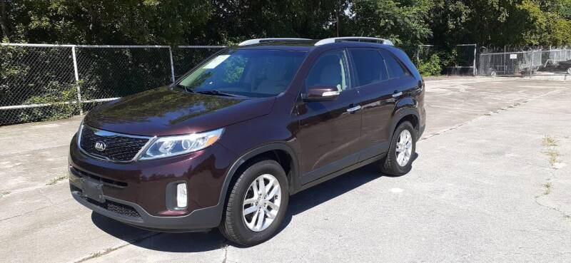 2015 Kia Sorento for sale at Yates Brothers Motor Company in Fort Worth TX