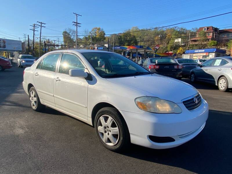 2007 Toyota Corolla for sale at Ultra 1 Motors in Pittsburgh PA
