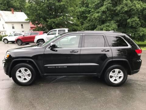 2017 Jeep Grand Cherokee for sale at MICHAEL MOTORS in Farmington ME