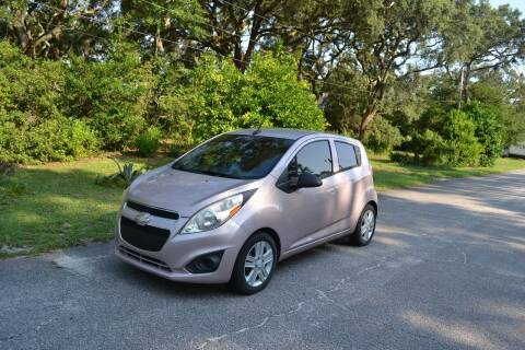 2013 Chevrolet Spark for sale at Car Bazaar in Pensacola FL