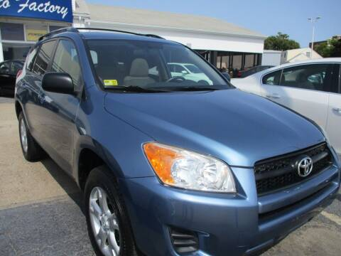 2011 Toyota RAV4 for sale at AUTO FACTORY INC in East Providence RI