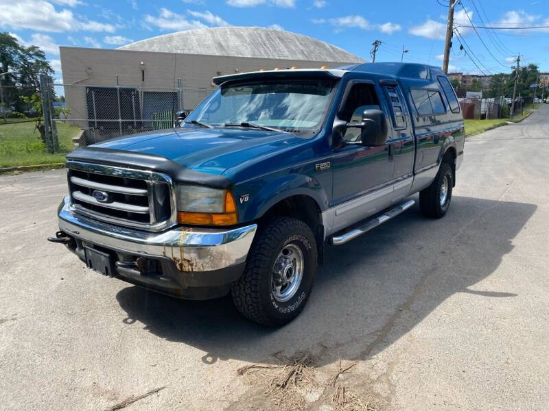 2001 Ford F-250 Super Duty for sale at Advanced Fleet Management in Bloomfield NJ