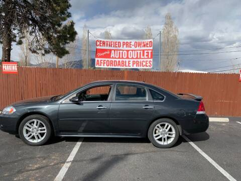 2014 Chevrolet Impala Limited for sale at Flagstaff Auto Outlet in Flagstaff AZ