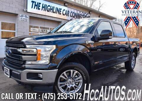 2019 Ford F-150 for sale at The Highline Car Connection in Waterbury CT
