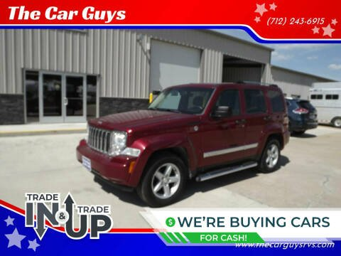 2012 Jeep Liberty for sale at The Car Guys RV & Auto in Atlantic IA