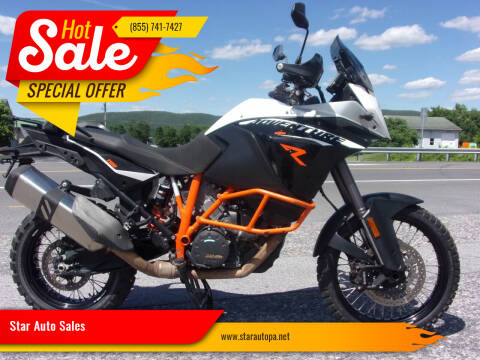 2014 KTM 1190 for sale at Star Auto Sales in Fayetteville PA