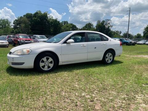2006 Chevrolet Impala for sale at Popular Imports Auto Sales in Gainesville FL