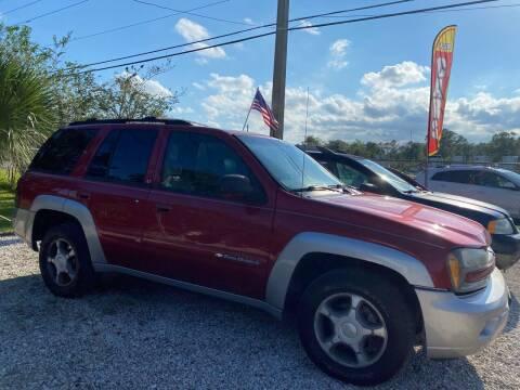 2004 Chevrolet TrailBlazer for sale at Faith Auto Sales in Jacksonville FL