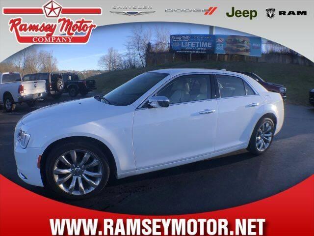 2019 Chrysler 300 for sale at RAMSEY MOTOR CO in Harrison AR