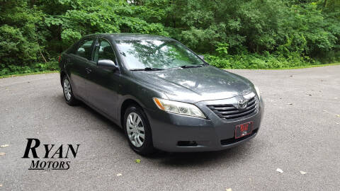 2007 Toyota Camry for sale at Ryan Motors LLC in Warsaw IN