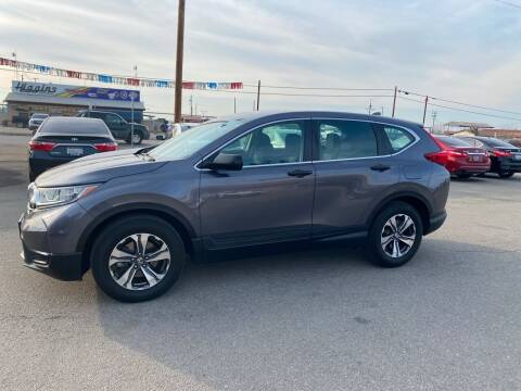 2018 Honda CR-V for sale at First Choice Auto Sales in Bakersfield CA