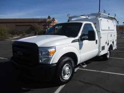 2013 Ford F-350 Super Duty for sale at Corporate Auto Wholesale in Phoenix AZ