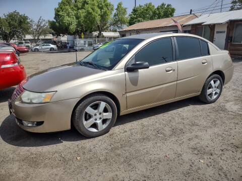 2006 Saturn Ion for sale at Larry's Auto Sales Inc. in Fresno CA