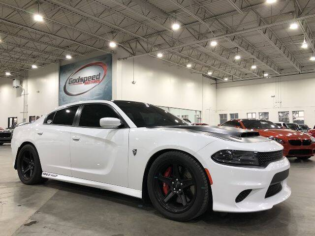 2017 Dodge Charger for sale at Godspeed Motors in Charlotte NC
