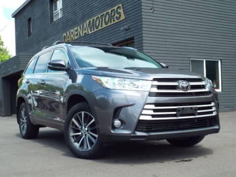 2018 Toyota Highlander for sale at Carena Motors in Twinsburg OH