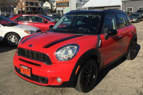 2011 MINI Cooper Countryman for sale at Knowlton Motors, Inc. in Freeport IL