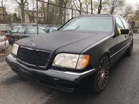1996 Mercedes-Benz S-Class for sale at MAGIC AUTO SALES in Little Ferry NJ