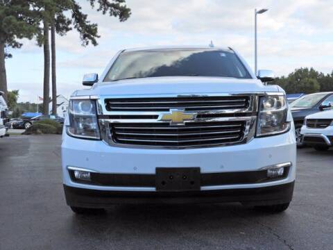 2018 Chevrolet Suburban for sale at Auto Finance of Raleigh in Raleigh NC