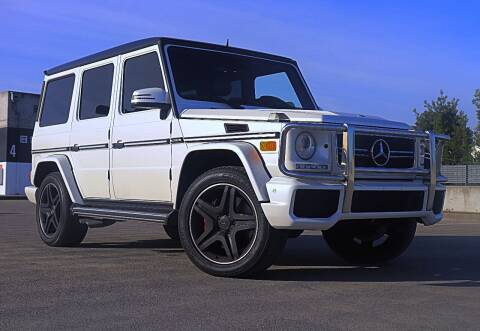 2013 Mercedes-Benz G-Class for sale at La Familia Auto Sales in San Jose CA