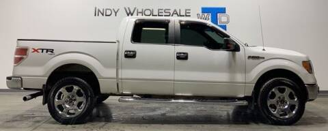 2012 Ford F-150 for sale at Indy Wholesale Direct in Carmel IN