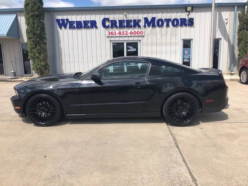 2011 Ford Mustang for sale at Weber Creek Motors in Corpus Christi TX