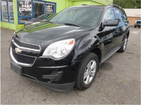 2014 Chevrolet Equinox for sale at Klean Carz in Seattle WA